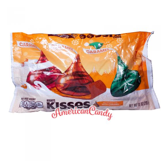 Hershey's Kisses Milk Chocolate Caramel Cream BIG PACK 283g