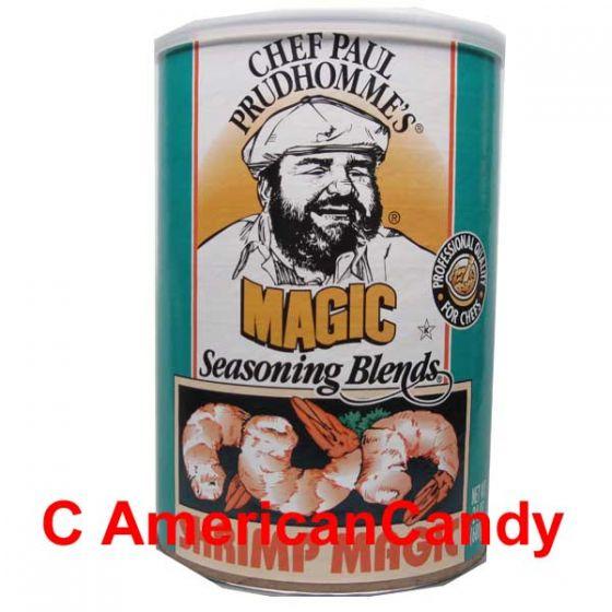 Chef Paul Prudhomme's Magic Shrimp Seasoning 140g