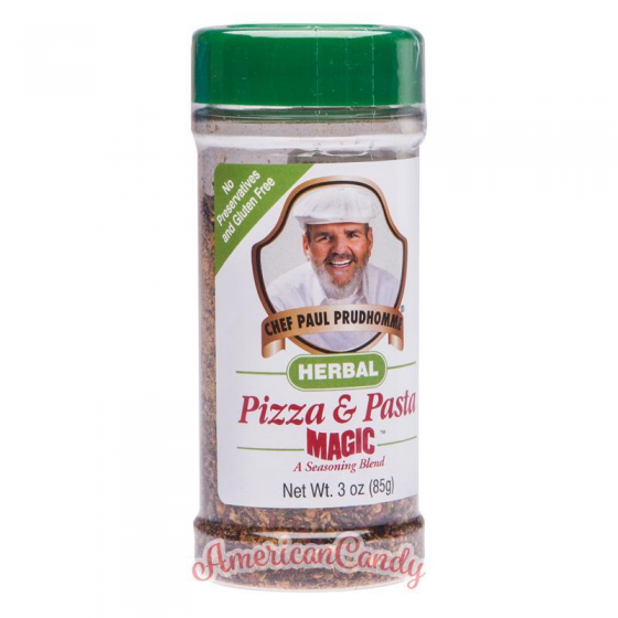 Chef Paul Prudhomme's Magic Pizza & Pasta Herbal