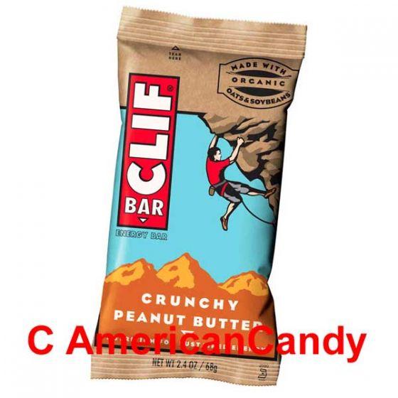 Clif Bar Energy Bar Crunchy Peanutbutter