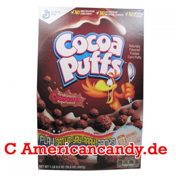 General Mills Cocoa Puffs 467g