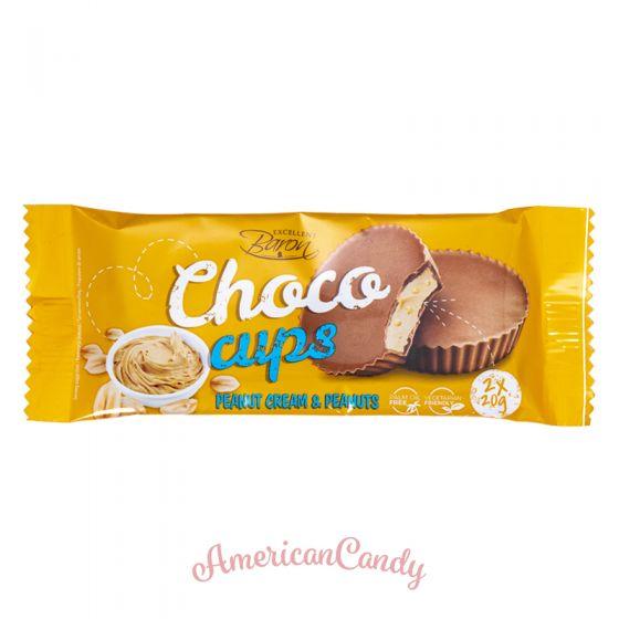 Choco Cups Peanut Cream & Peanuts