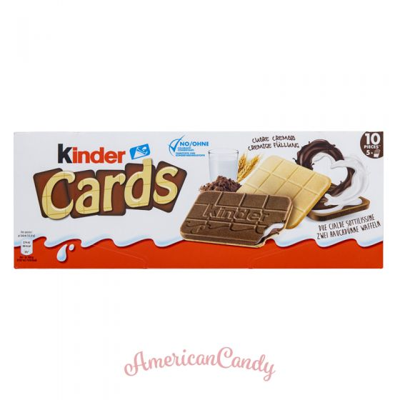 Kinder Cards 10er