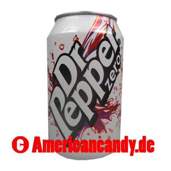 Dr. Pepper ZERO incl. Pfand