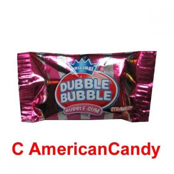Dubble Bubble Strawberry