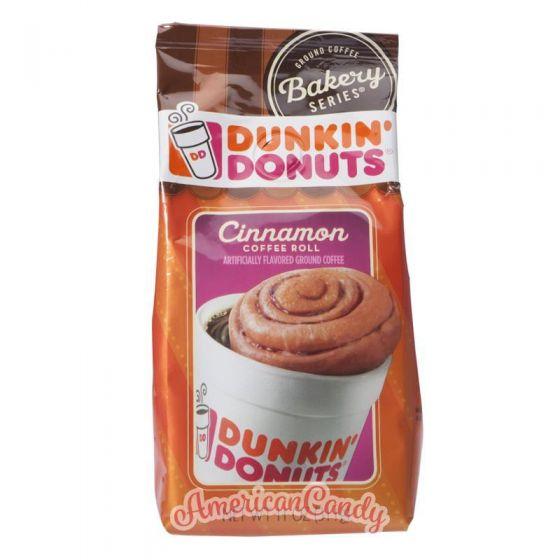Dunkin' Donuts Coffee Cinnamon Spice 340g
