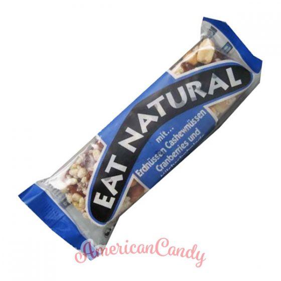 Eat Natural Cranberry Peanut Cashew Milk Chocolate