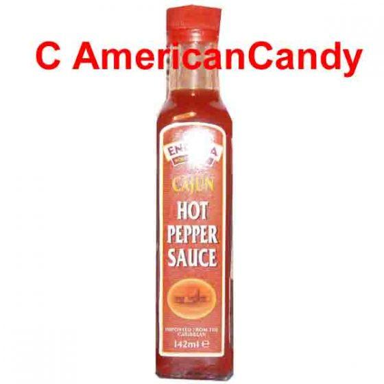 Encona Hot Pepper Sauce Cajun