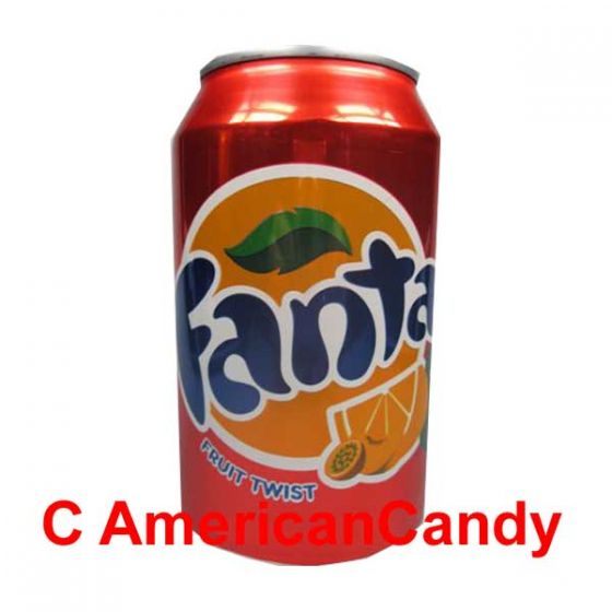 Fanta Fruit Twist incl. Pfand