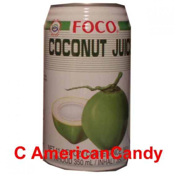 Foco Coconut Juice incl. Pfand