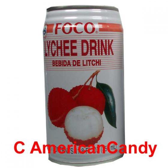 Foco Lychee Drink incl. Pfand