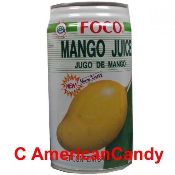 Foco Mango Juice incl. Pfand