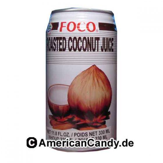 Foco Roasted Coconut Juice incl. Pfand