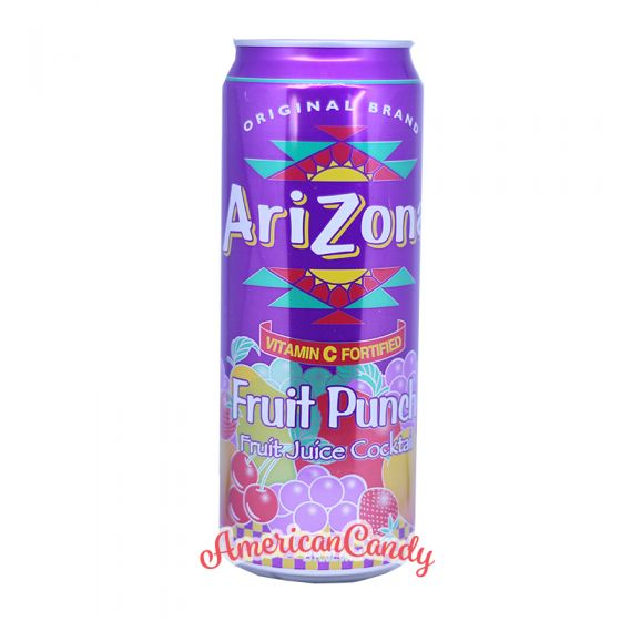 Arizona Fruit Punch Fruit Juice Cocktail 680ml