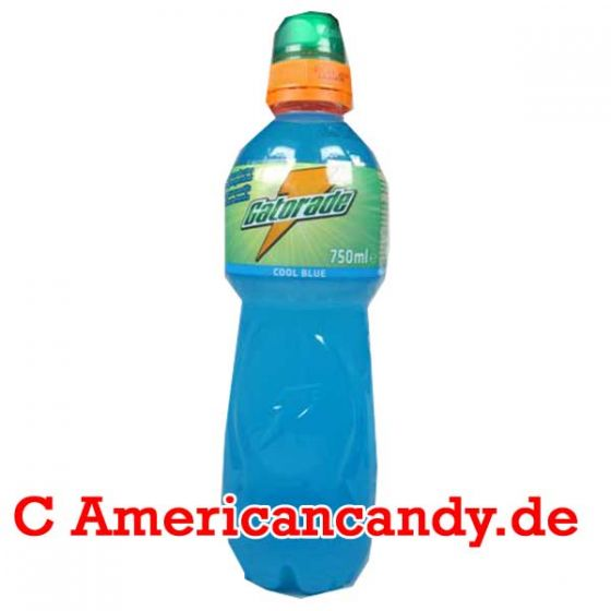 Gatorade Cool Blue 750ml