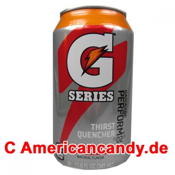 Gatorade G Series Fruit Punch incl. Pfand