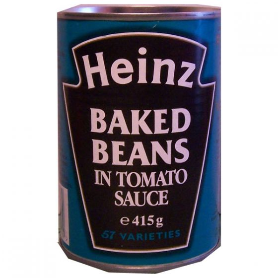 Heinz Baked Beans in Tomato Sauce 415g