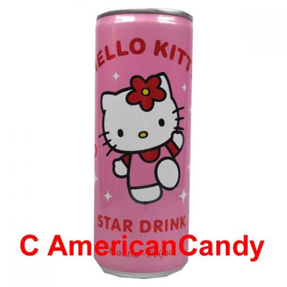 Hello Kitty Star Drink