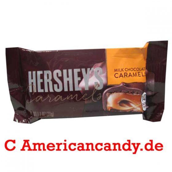 Hershey's Milk Chocolate Caramels