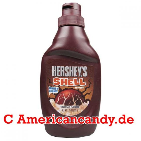 Hershey's Shell Topping Chocolate 205g