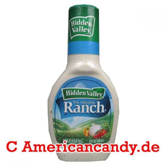 Hidden Valley Original Ranch Dressing 236ml