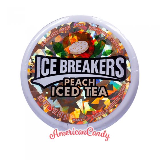 Ice Breakers Mints Peach Iced Tea