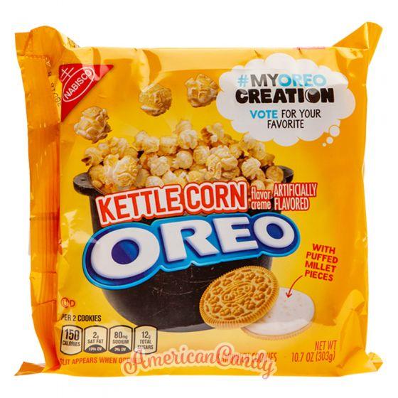 Oreo Kettle Corn