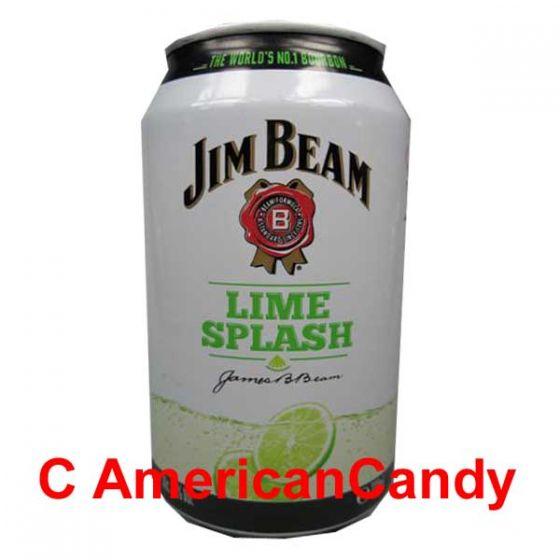 Jim Beam Lime Splash incl. Pfand