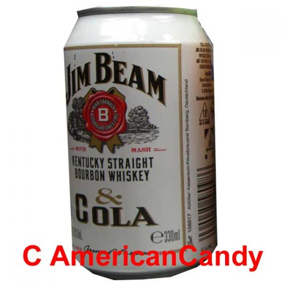 Jim Beam Cola incl. Pfand