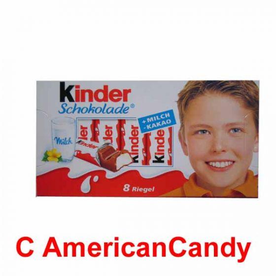 Ferrero Kinder Schokolade 100g