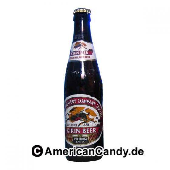 Kirin Beer 5% alc.Vol. incl. Pfand