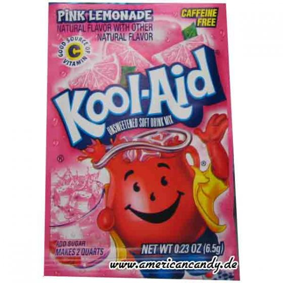Kool Aid Pink Lemonade