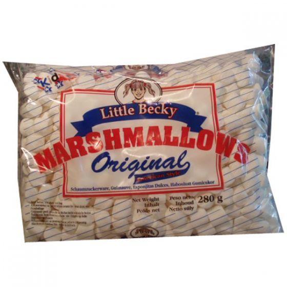 Little Becky Mini Marshmallows Original 280g