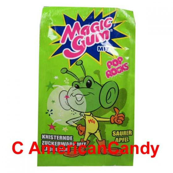 Magic Gum Saurer Apfel