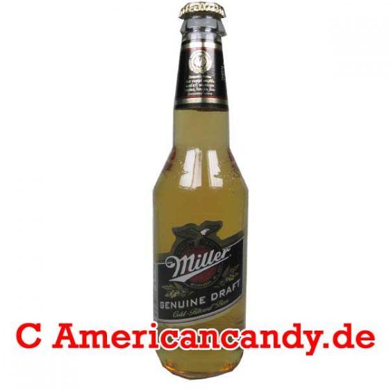 Miller Genuine Draf US Beer incl.Pfand