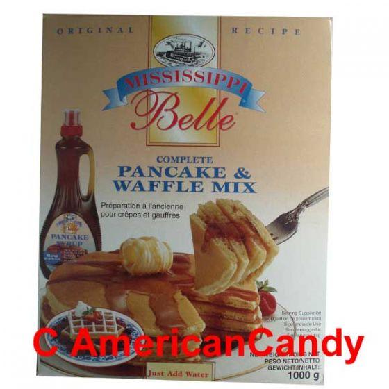 Mississippi Belle Pancake & Waffle Mix 1000g