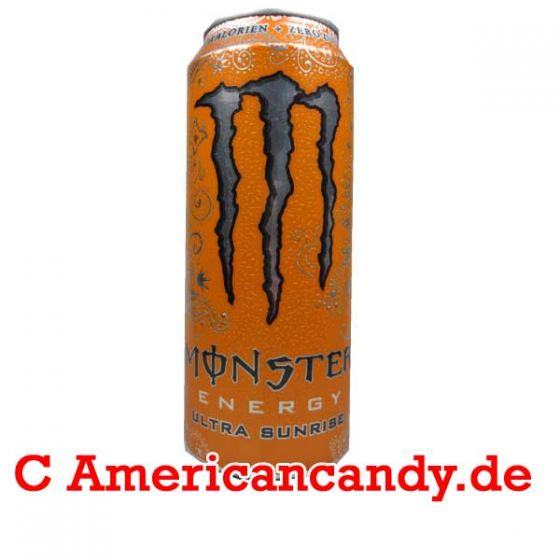 Monster Ultra Sunrise Energy Drink 500 ml incl. Pfand