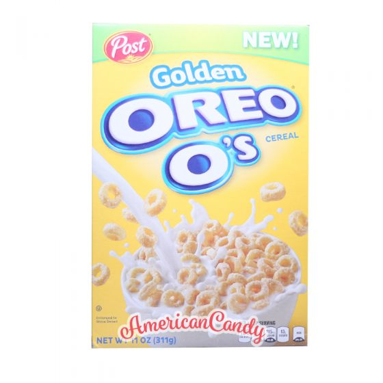 Post Golden Oreo O's Cereals 311g