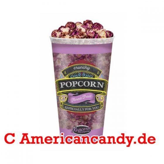 Crunchy Forest Fruit Popcorn 125g