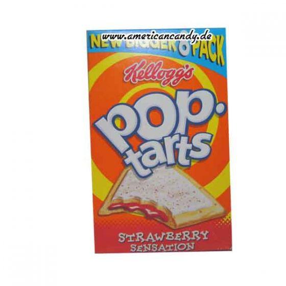 Pop Tarts Strawberry Sensation (2 Toast-Taschen)