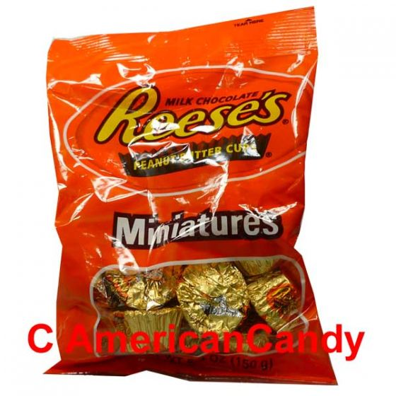 Reese's Peanut Butter Cups Miniatures 150g