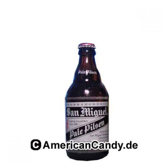 San Miguel Beer 5% alc.Vol. incl. Pfand