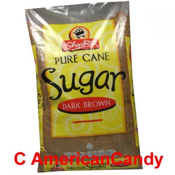 Shop Rite Pure Cane Sugar Dark Brown 907g