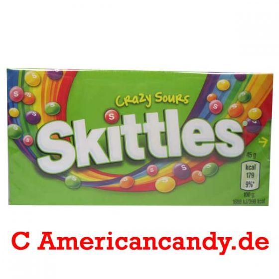Skittles UK Sours