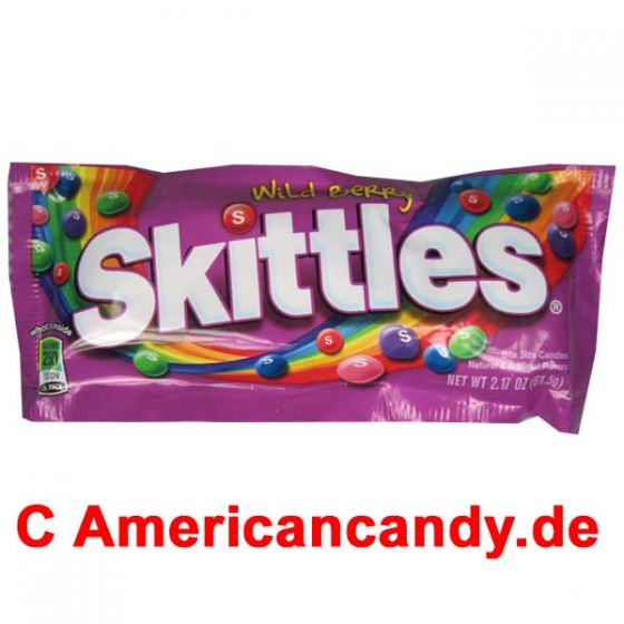 Skittles US Wild Berry