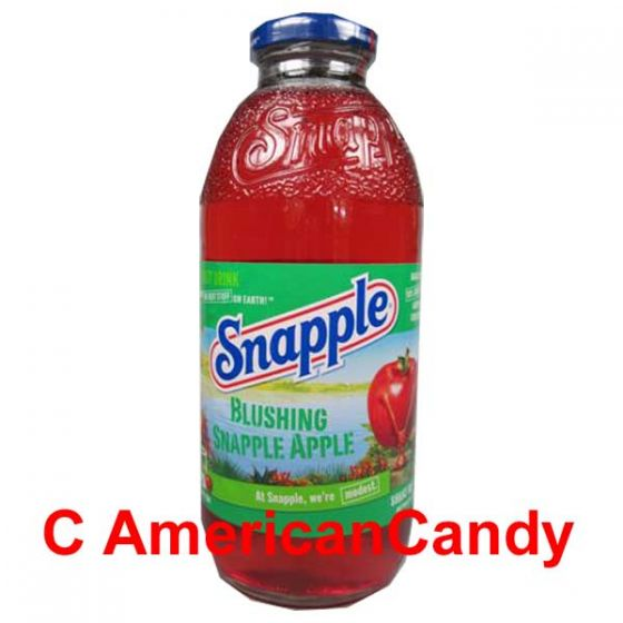 Snapple Blushing Apple incl. Pfand