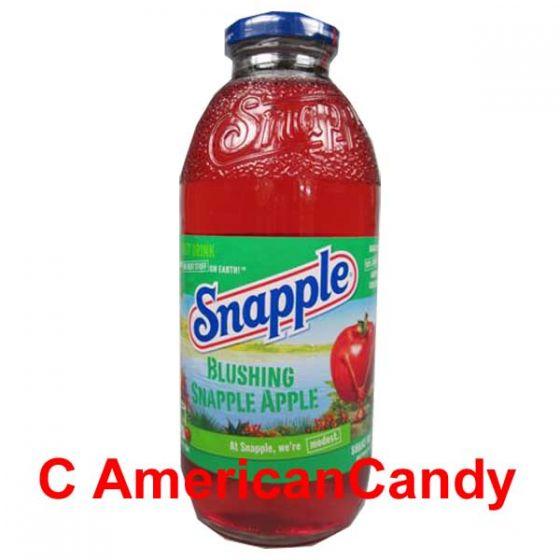 Snapple Blushing Apple incl. Pfand