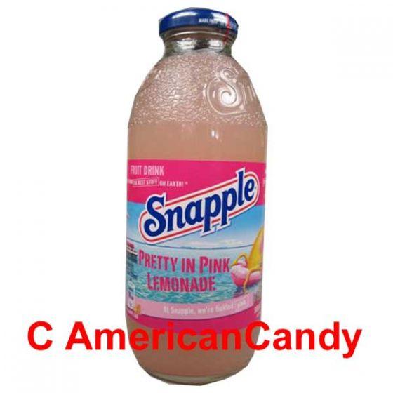 Snapple Pretty Pink Lemonade incl. Pfand