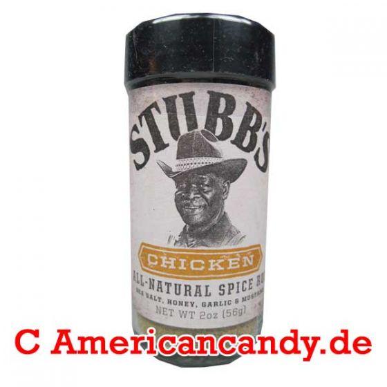 Stubb's CHICKEN Spice Rub (Gewürz)