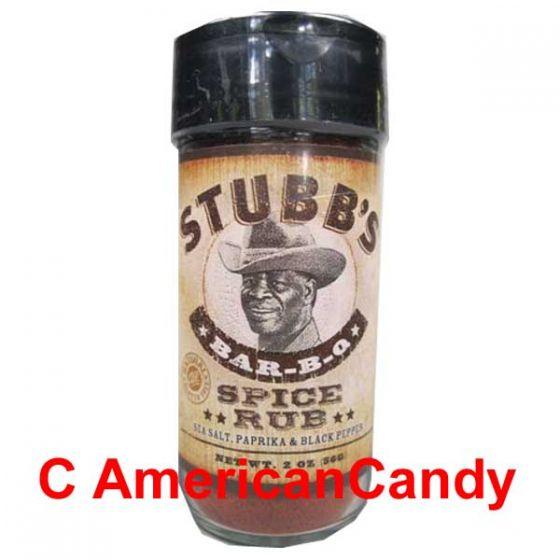 Stubb's Bar-B-Q Spice Rub (Gewürz)